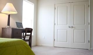 Bedroom, Copper Beech Townhomes-Columbia