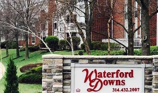 Community Signage, Waterford Downs Apartments