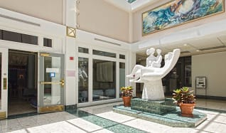 Foyer, Entryway, Pembroke Square