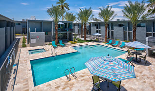 Pool, GC Square Furnished Apartments