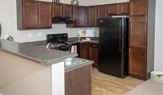 Kitchen, Whispering Ridge