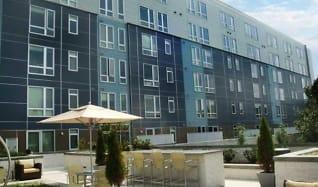 Building, 1111 Light Street