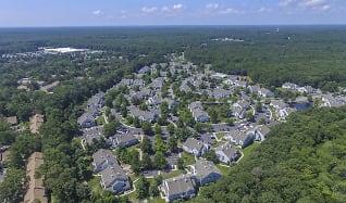 Aerial View of Community, Hamilton Greene