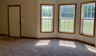 Living Room, 21549 S Peculiar Dr