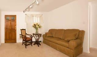 Living Room, New Milford Estates