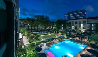 Pool, Hanover Midtown Park Apartments