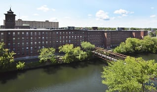 View, The Apartments at Cotton Mill