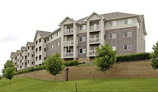Building, Powers Ridge Condominiums