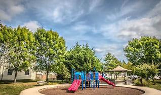 Playground, Landings