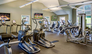 Fitness Weight Room, Weymouth Commons