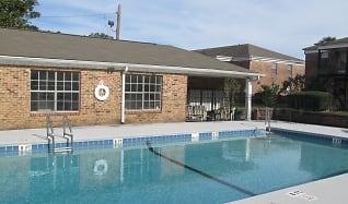 Pool, Colony House