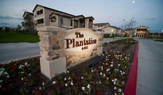 Community Signage, The Plantation Apartments