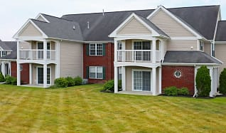 Building, Hickory Grove Apartments