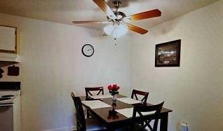 Dining Room, Breckenridge Apartments
