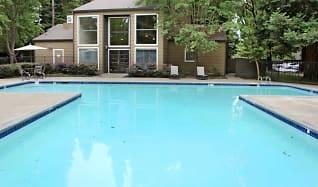 Pool, Ashford Park