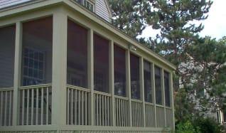 lake veranda.jpg, 8 Simple Gift Lane