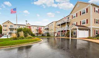 Building, Hillcrest Senior Apartments