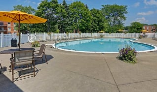 Pool, Norstar Apartments