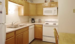 Kitchen, North Side Apartment