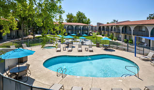 Pool, Fiesta Village Furnished Apartments
