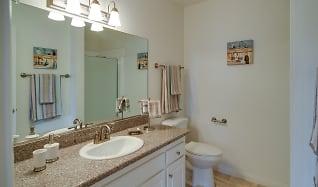 Bathroom, The Gallery