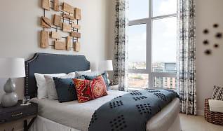 Bedroom, Liberty Harbor East