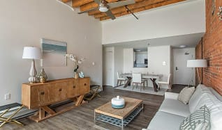 Living Room, SilverBrick Lofts