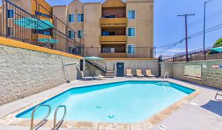 Pool, Encino Palms