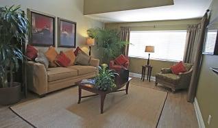 Living Room, Country Club Villas & Terrace
