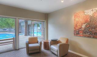 Living Room, Nottingham Place Apartments