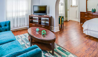 Living Room, The Broadmoor - Retirement Community