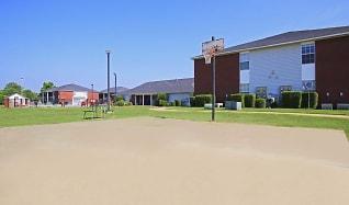 Basketball Court, Cedar Creek Village