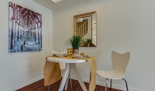 Dining Room, Canyon Square Townhomes