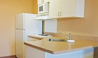 Kitchen, Furnished Studio - Fort Lauderdale - Cypress Creek - Andrews Ave.