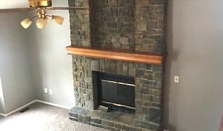 Living Room, 331 SE Greystone Dr