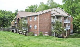 Building, Cardinal Apartments