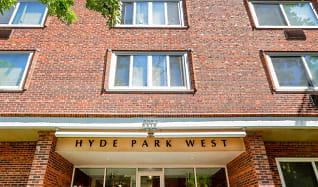 Building, Hyde Park West Apartments