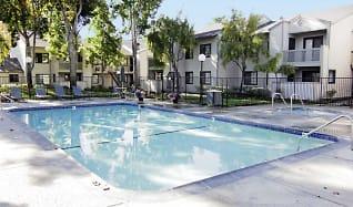 Pool, Huntwood Terrace