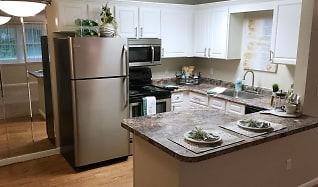 Kitchen, Welby Park Estates