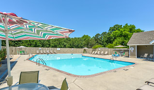 Pool, Bridgewood Apartments