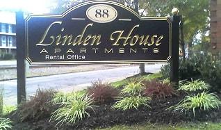 Building, Linden House Apartments
