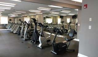 Fitness Center, Gables Morningside