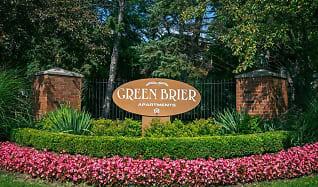 Community Signage, Greenbrier
