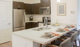 Kitchen, Avenue C Apartments