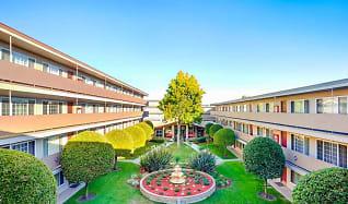 Building, St. Moritz Gardens
