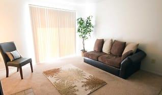 Living Room, Twyckenham Apartments