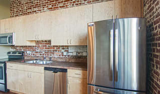 Kitchen, The Fleetwood Building