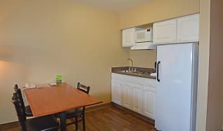 Kitchen, Furnished Studio - Anchorage - Midtown