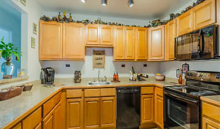 Kitchen, Village of Westover Apartments