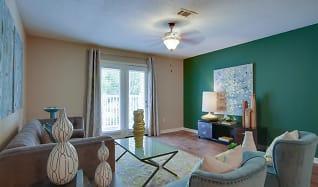 Living Room, Avalon Apartments